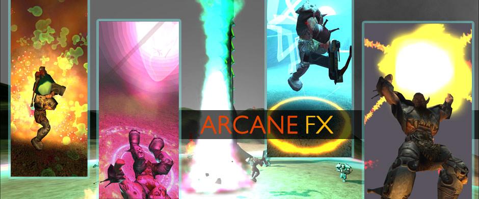 Arcane FX for Torque